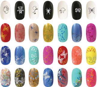 artificial nails Nail Care And Designing Tips