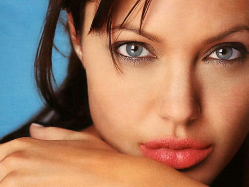 angelina jolie wallpaper 2009. Jolie, the top seed in the